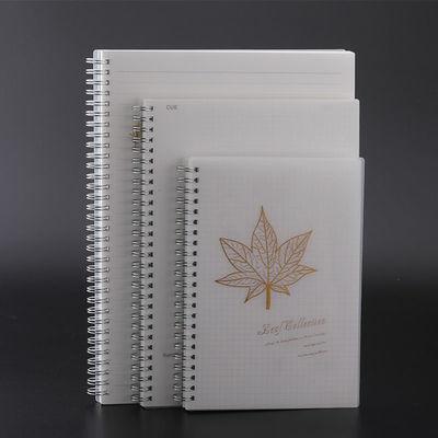 网格本笔记本子简约大学生超厚b5方格英语记小清新本子16k线圈本