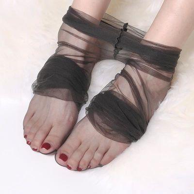 浅黑色裸超薄丝袜女薄款一线裆全透明隐形无痕脚尖性感连裤袜情趣