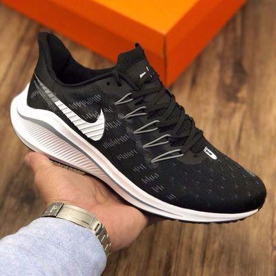 NIKE/耐克顿月男鞋春夏新款zoom14代气垫网面女鞋运动透气男鞋