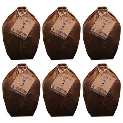 【封存老酒】贵州酱香型白酒整箱53度原浆老酒500ml*6坛粮食酒水