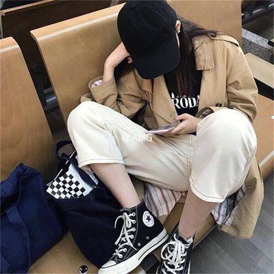 2020热销匡威 70s帆布鞋正版高帮男鞋范 匡威 斯鞋子女学生运动低