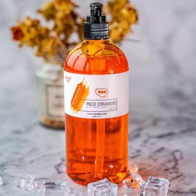 血橙烟酰胺沐浴露香水持久留香美白套装淋浴液洗发水家庭装男女士