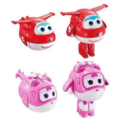 超级飞侠玩具一套装全套大号变形乐迪小爱多多金刚机器人