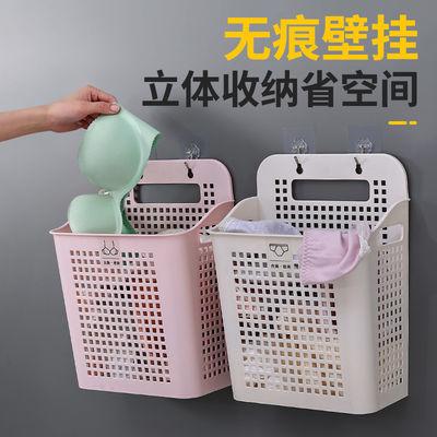 壁挂脏衣篮可折叠卫生间放换洗脏衣服的篮子浴室衣服收纳筐脏衣篓