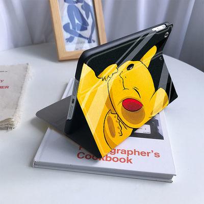 特价卡通苹果平板电脑保护套iPad 2防摔壳Air3超薄2019新款mini45