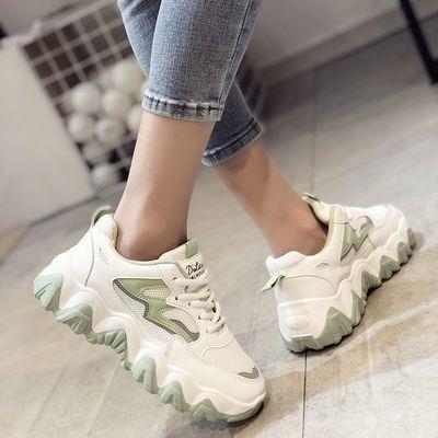 老爹鞋女ins超火最新款韩版百搭网面透气运动鞋女学生休闲鞋板鞋
