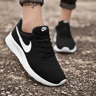 Nike男鞋耐克顿女鞋春夏季奥运伦敦运动鞋情侣鞋子休闲健身跑步鞋