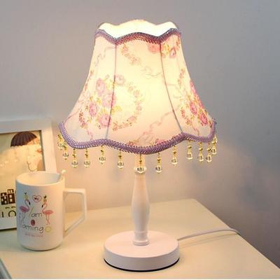 欧式现代装饰婚房喂奶小台灯卧室床头温馨触摸调光床头LED节能灯