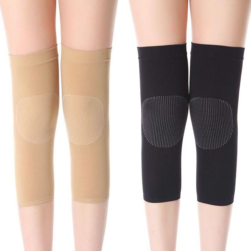 夏季护膝超薄款透气无痕隐形夏天女士男士房护膝盖保暖护关节腿套