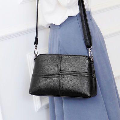 女包2020新款真皮女士包包中年妈妈斜挎包大容量单肩包牛皮小包包