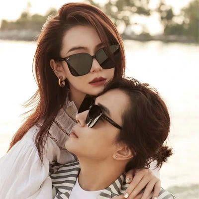 2020新款GM墨镜女韩版潮男明星同款偏光太阳镜女防紫外线大脸显瘦