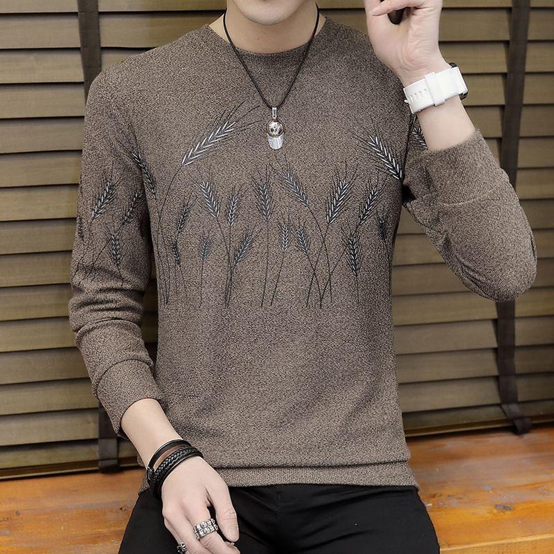卡帝乐鳄鱼秋冬季卫衣男加绒加厚男士长袖t恤男装潮流宽松上衣服