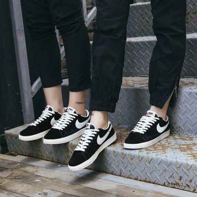 春夏新款男鞋韩版低帮开拓者板鞋高帮休闲男鞋校园情侣鞋运动女鞋