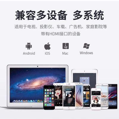2020新款腾讯出品手机电视投屏器苹果安卓无线同屏器车载投影仪机