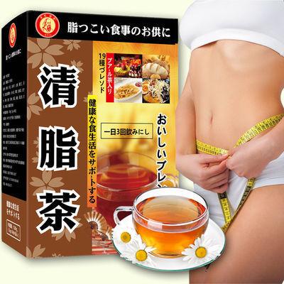 【轻松�C】清脂茶减菊花茶金银花玫瑰花茶肥男女通用冬瓜荷叶茶