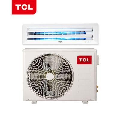 大1.5匹1.5P吊顶式中央空调冷暖薄款风管卡机TCL KFRD-36F5W/Y-E2