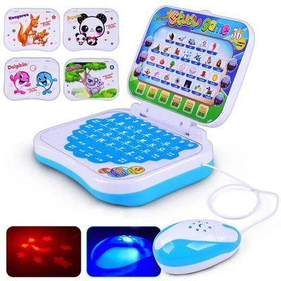 儿童玩具早教机0-3-6周岁宝宝益智学习机婴幼儿故事点读机小电脑