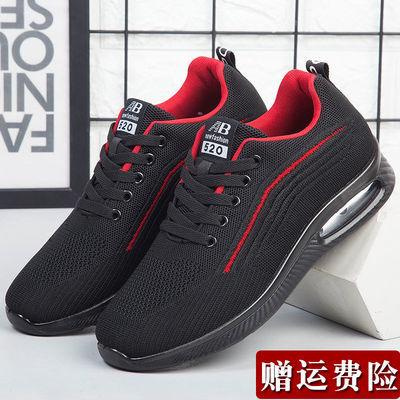 老北京布鞋男休闲鞋男士软底健步鞋中老年人透气爸爸鞋子父亲单鞋
