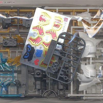 三国传玩具模型礼物益智拼装bb战士高达刘备吕布董卓轰大帝