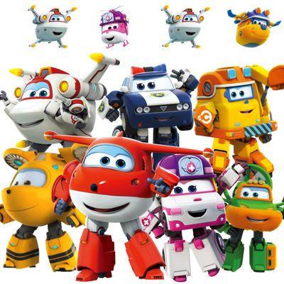 超级飞侠玩具套装变形趣变蛋乐迪多多全套大号合体礼盒拼装机器人