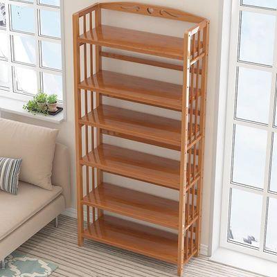 书架置物架落地简易学生儿童家用省空间收纳客厅创意简约书柜