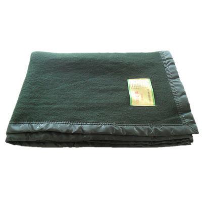 陆武款毛毯全新配发墨绿羊毛铺盖草绿06款防潮保暖军绿色09款军毯