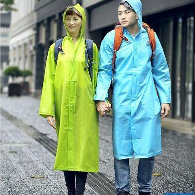 超轻便携男女旅游旅行登山骑行徒步户外雨披雨具加厚半透明