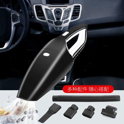 车载吸尘器 超大功率120W汽车用品干湿两用车内手持式12V超强吸力
