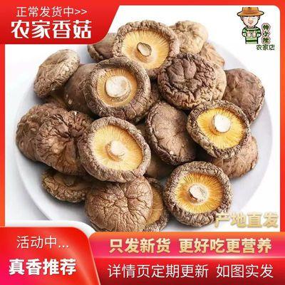 香菇干货西峡农家土特产特级小冬菇大花菇干香菇肉厚蘑菇散装批发
