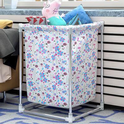 柜元脏衣篮折叠脏衣篓洗衣篮简易加固脏衣服篮子玩具家居收纳筐匡