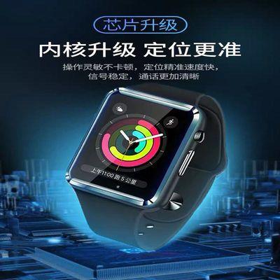 电话手表学生天才儿童多功能定位防水插卡触屏男女孩智能电子手表