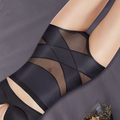 【快瘦九斤】收腹内裤女减肥瘦身产后燃脂美体塑身高腰提臀内裤女