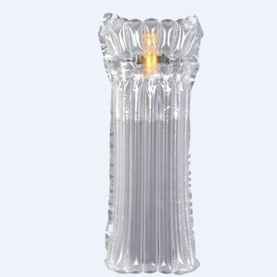 红酒气柱袋防震防摔加厚气泡柱快递打包袋充气包装气囊缓冲气泡膜