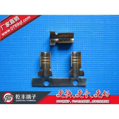 质量超好定制供应270包线端子,铁端子,不锈钢端子,包头端子