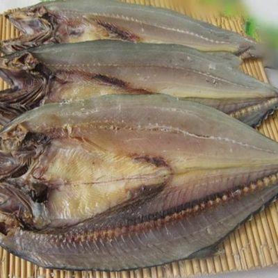 新货咸鲅鱼干野生黄金鲅鱼干山东特产腌制海鲜干货天然晾晒油煎炸