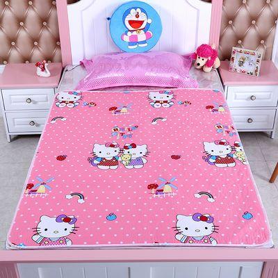 婴儿防水透气可洗纯棉隔尿垫超大号防漏儿童宝宝姨妈月经护理床垫