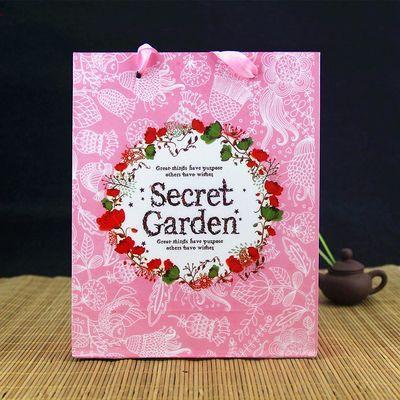[一份10个]喜糖手提袋通用创意回礼袋纸袋袋子结婚糖盒婚庆礼盒