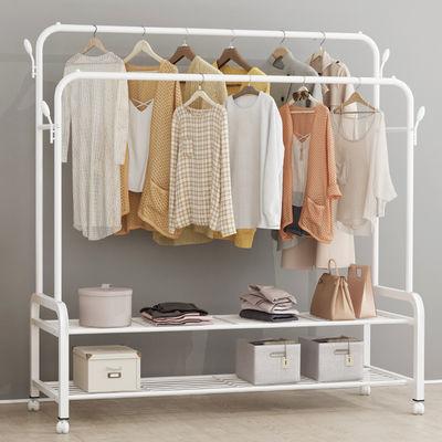 简易衣柜挂衣柜组装挂衣橱宿舍出租房卧室收纳柜现代简约晾挂衣架