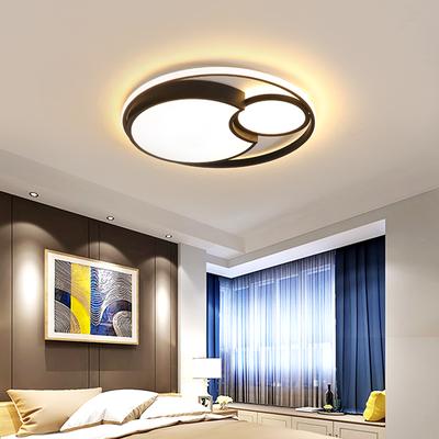 卧室灯LED吸顶灯现代简约书房灯家用个性创意儿童房客厅灯8115款