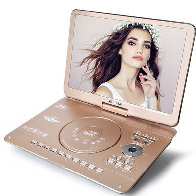 金正25寸家用移动DVD高清VCD便携式evd影碟机光盘CD播放机22/14