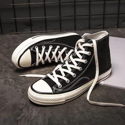 范匡威斯1970s高帮帆布鞋男女情侣经典款宽威常青款板鞋莆田优惠