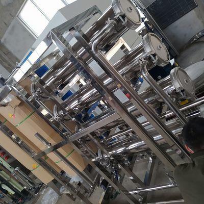 0.25吨-20吨单级双级纯水反渗透净水设备医疗电子生物汽车桶装水