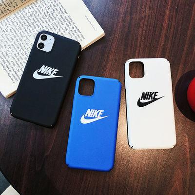 NIKE耐克iphone11promax手机壳5s苹果xsmax磨砂6s男7/8plus硬壳xr