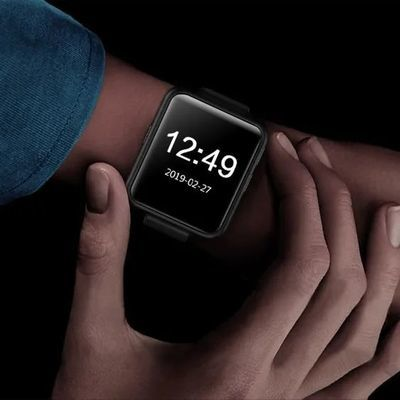 手表款全面屏MP3随身听学生蓝牙MP4音乐播放器MP5迷你小型便携式