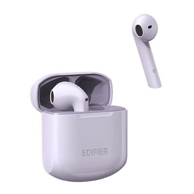 漫步者 LolliPods�有陌嫖尴呃堆廊攵�式女生运动苹果安卓手机耳机