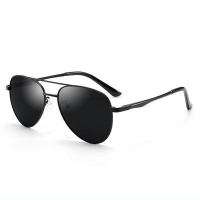 偏光太阳镜男女时尚潮流蛤蟆镜司机遮阳镜黑镜休闲复古经典太阳镜