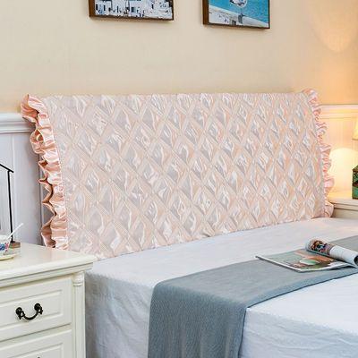 晨鹿 床头套床头防尘罩床头罩加棉加厚床头柜防尘罩床头柜盖巾