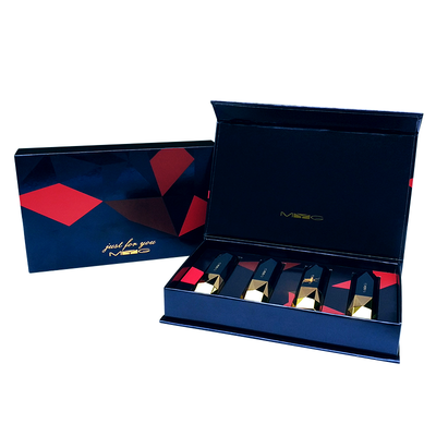 4支钻石琉金口红礼盒套装持久滋润保湿生日礼物干枫叶色限定新色