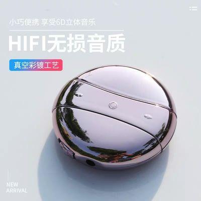 正品MP3随身听学生圆形mp4小型便携式播放器 圣碟2019新款迷你MP3