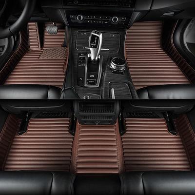 专用于比亚迪唐二代唐dm新能源汽车脚垫全包围七座五座燃油版丝圈